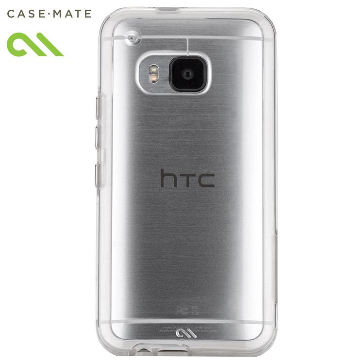Husă Hibridă HTC One M9 Case Mate Tough Naked Transparent
