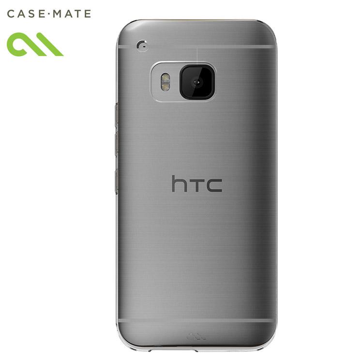 Husă HTC One M9 Case Mate Barely There transparentă