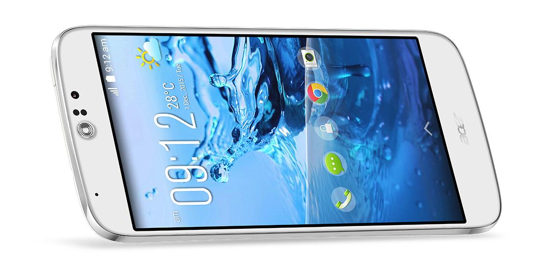 MWC 2015: Acer prezintă smartphone-ul Liquid Jade Z, un smartphone midrange cu preţ de 199 euro