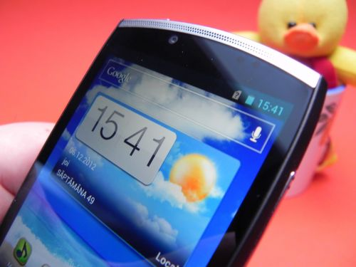 Display Acer CloudMobile S500
