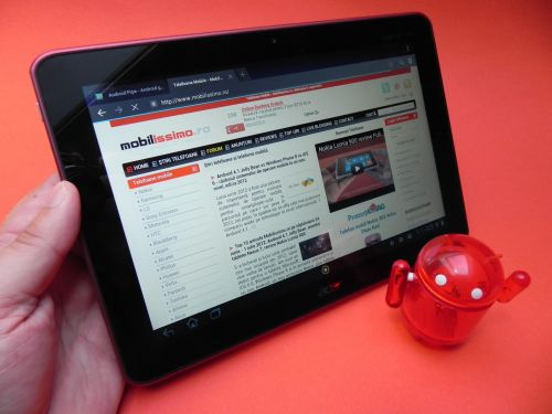Recenzie Acer Iconia Tab A200