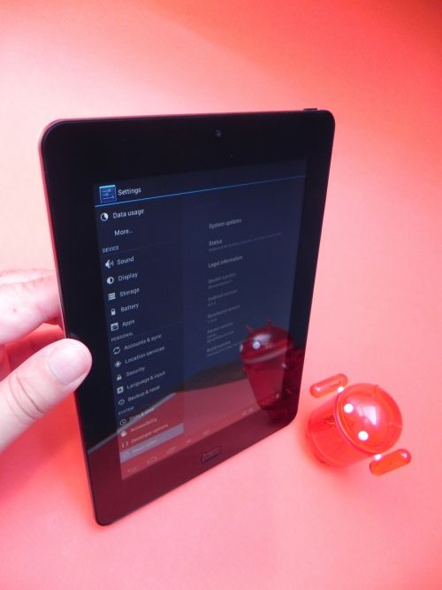 Prezentare Acer Iconia Tab A200