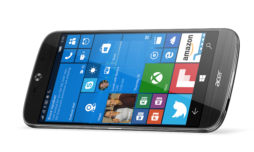 CES 2016: Acer anunţă telefonul Liquid Jade Primo, dotat cu Windows 10 şi cu suport pentru Continuum