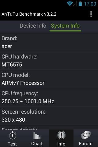 Acer Liquid Z2