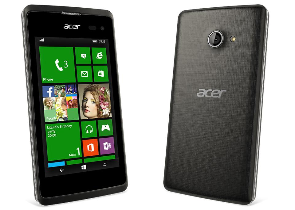 Acer ar putea sosi la IFA 2015 cu patru noi smartphone-uri Windows