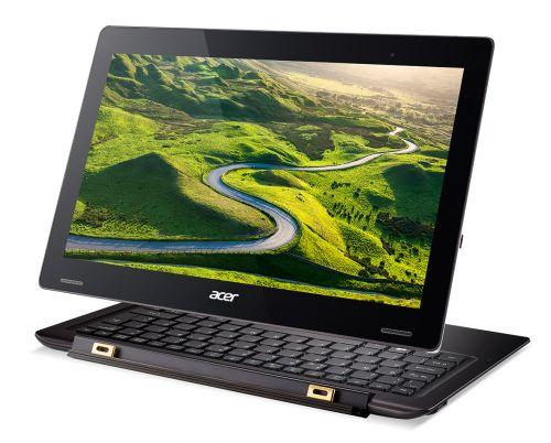 CES 2016: Acer anunţă hibridul tabletă-notebook premium 2 în 1 Aspire Switch 12 S, în variante cu ecran Full HD sau 4K