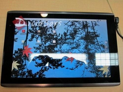 Poate cel mai lung smartphone de pana acum si un tablet Acer misterios apar pe web
