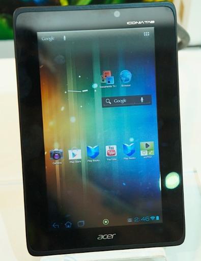 Computex 2012: Acer Iconia Tab A210 și Acer Iconia Tab A110 expuse la standul Acer; A110 costa În jur de 200 de dolari!