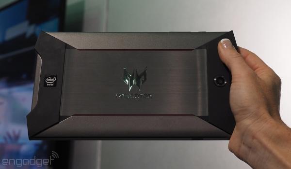Computex 2015: Acer prezintă tableta de gaming Predator 8, primul device Android cu procesor Intel Atom x7