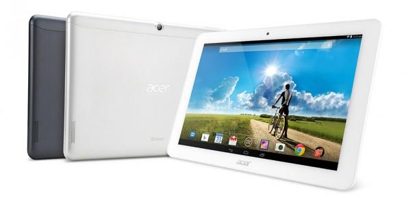 IFA 2014: Acer lansează 3 noi tablete la Berlin - Iconia Tab 10, Iconia Tab 8 W și Iconia One 8 inch