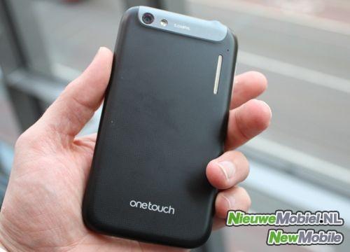 Alcatel 995, smartphone One Touch cu Android 4.0 de la francezi!