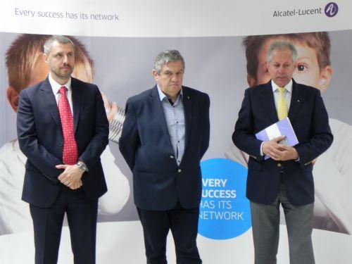 Alcatel-Lucent deschide un laborator LTE în cadrul Universității Politehnice din Timișoara; investiția se ridică la 200.000 euro