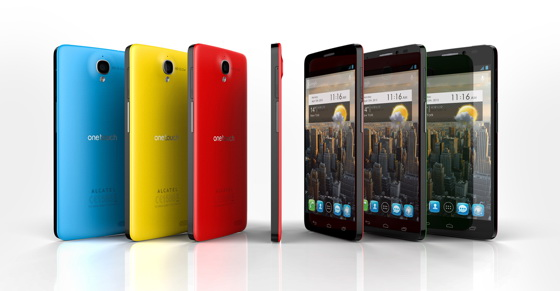 MWC 2013: Alcatel anunța smartphone-ul One Touch Idol X, cu Android 4.2 și display de 5 inch