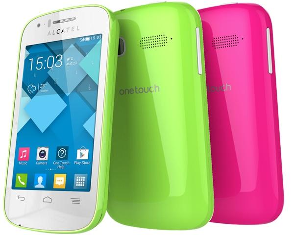 IFA 2013: Alcatel anunță gamă de telefoane accesibile cu Android, Pop C