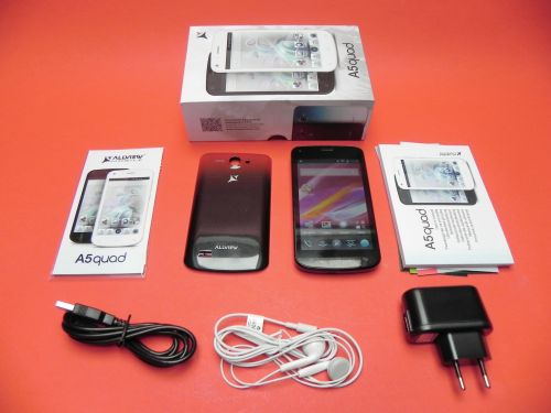 Allview A5 Quad unboxing