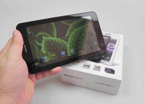 Allview AX4 Nano unboxing + concurs: tableta 3G de 7 inch accesibilă și cu format 16:9 (Video)