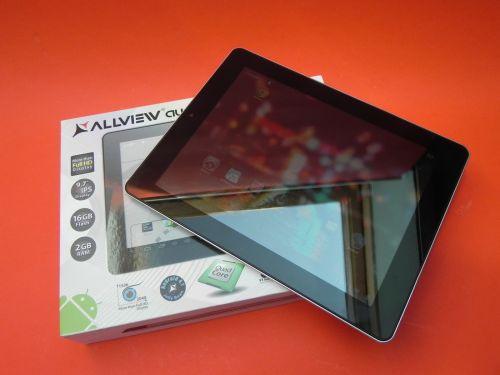 Allview Alldro 3 Speed Quad Unboxing
