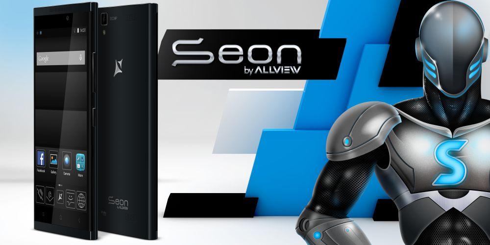 Allview P7 Seon anunțat oficial, un smartphone cu ecran de 5.5 inch și procesor hexa core
