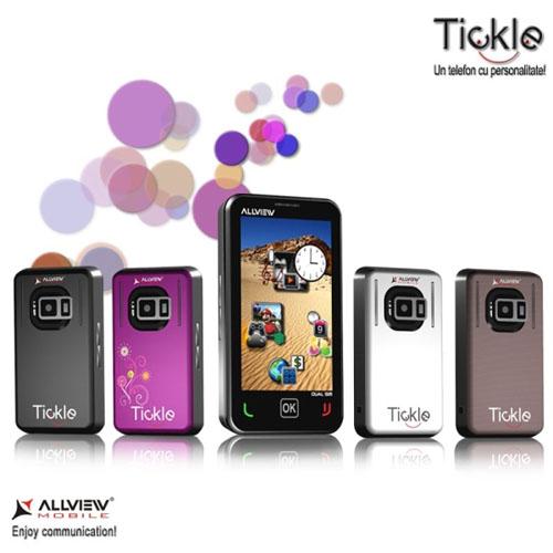 Allview E1 Tickle