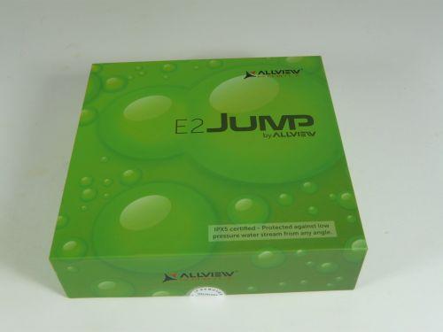 Continutul cutiei lui Allview E2 Jump