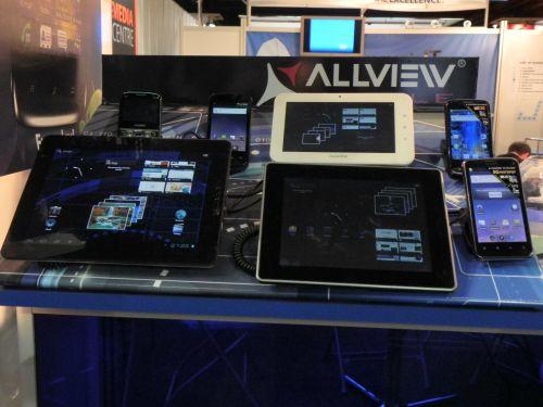 Allview afirmă că În primul semestru din 2013 s-au vândut tablete cât În tot anul trecut