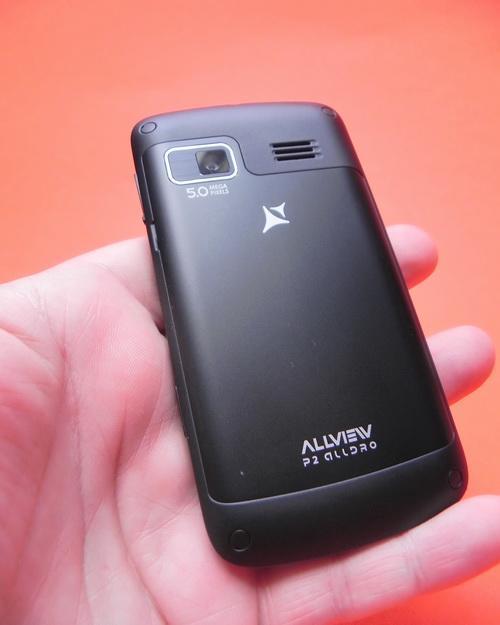 Allview P2 Alldro - spate Allview P2 Alldro