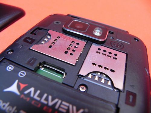 Allview P4 Alldro - Dual SIM Android