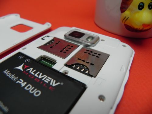 Allview P4 Duo - Android Dual SIM