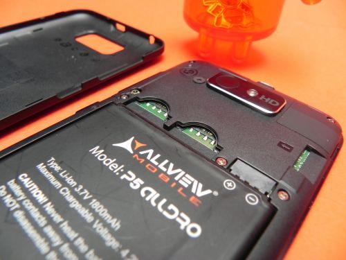 Specificatii Allview P5 Alldro