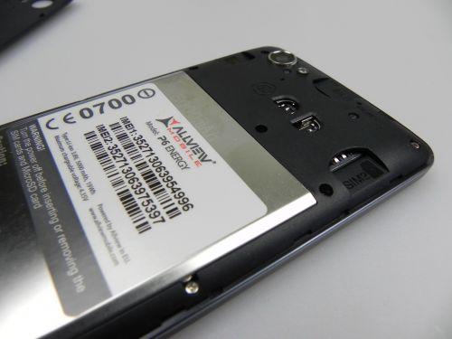 Bateria lui Allview P6 Energy