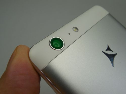 Camera lui Allview P8 Energy