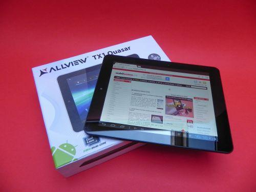 Allvie TX1 Quasar, review
