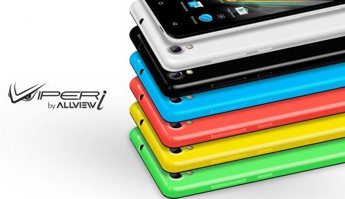 Allview lansează smartphone-ul V2 Viper i; telefon entry-level cu display HD și preț de 499 lei