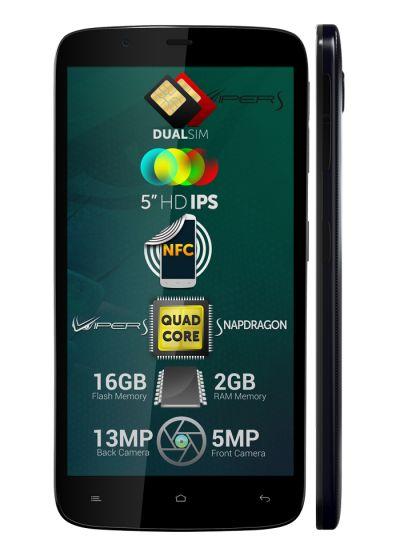 MWC 2014: Allview lansează smartphone-ul Viper S la Barcelona; Iată un nou flagship dual SIM!