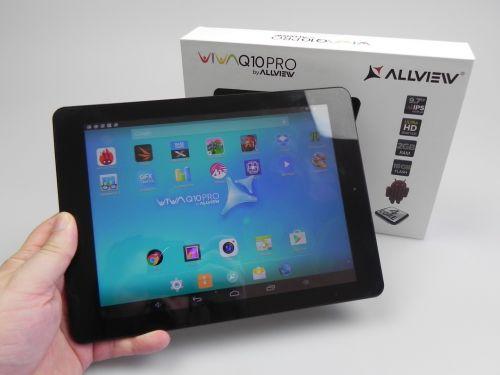 Aplicatii preinstalate pe Allview Viva Q10 Pro
