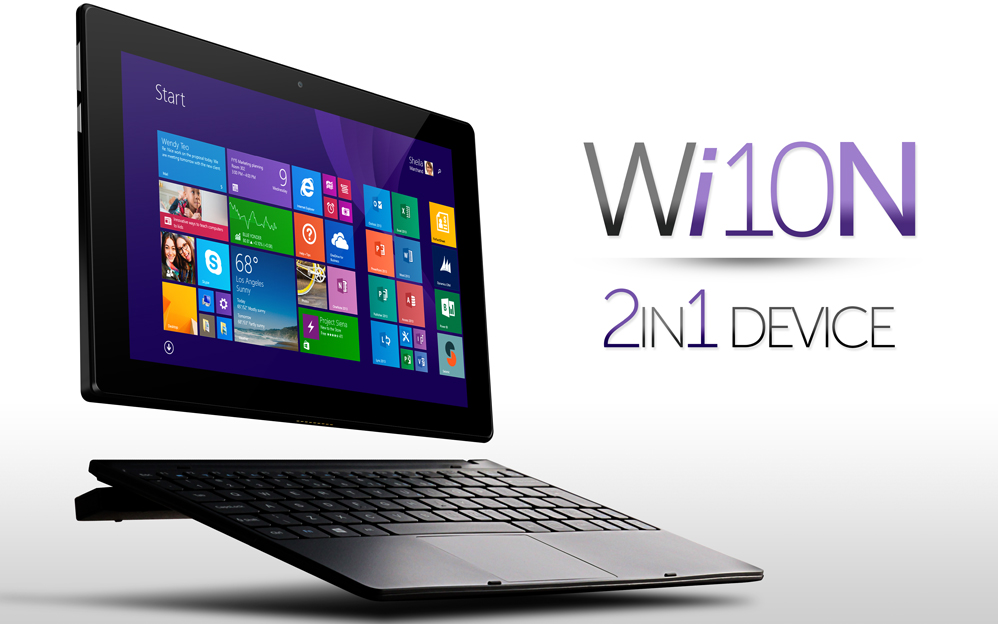 Allview lansează tabletele Wi7 și Wi10N ce rulează sistemul de operare Windows 8.1