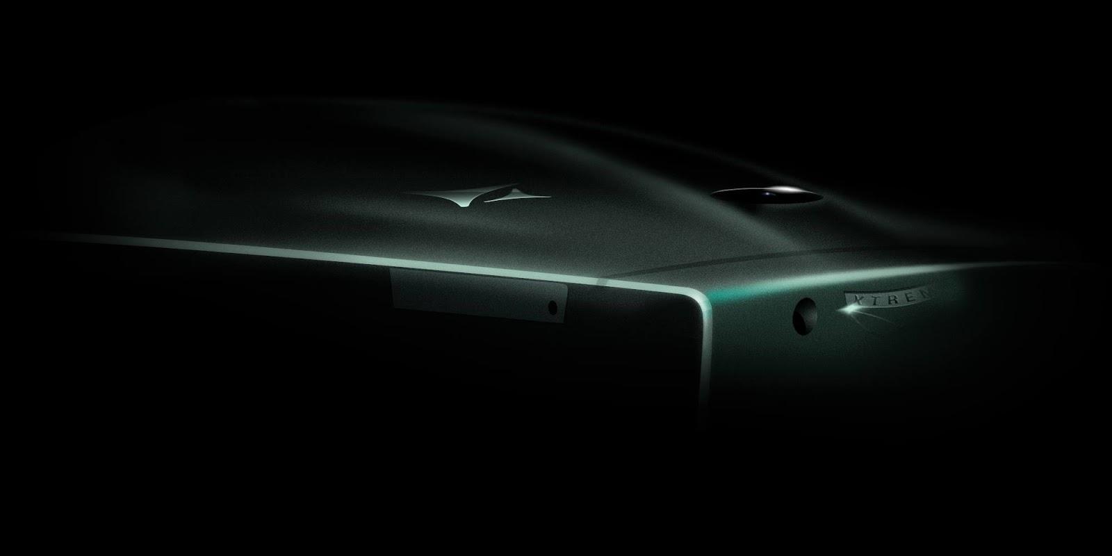 Allview X1 Xtreme Mini primeşte un nou teaser, are o alură de supermașină
