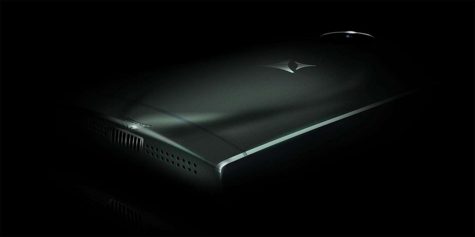 Allview X1 Xtreme Mini primește un nou teaser, are o alură de supermașină