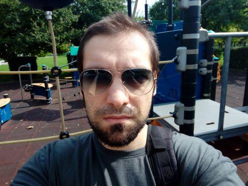 Selfie cu Allview X2 Xtreme