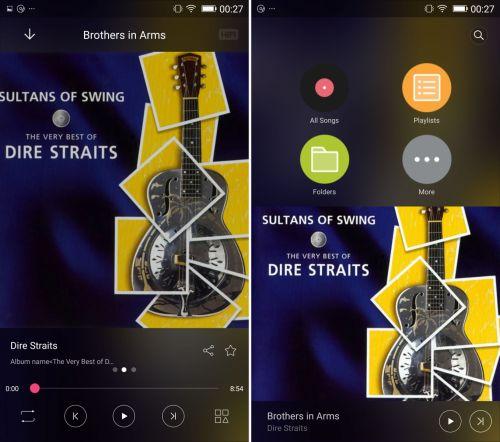 Allview X2 Xtreme pe partea audio