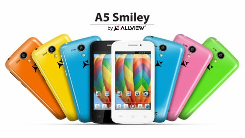 Allview A5 Smiley