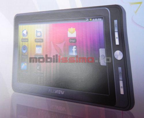 Exclusivitate Mobilissimo.ro: Allview dezvăluie printre altele existența unei noi tablete și a unui telefon dual SIM Android