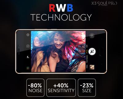 Allview X3 Soul Pro vine cu noua tehnologie RWB pentru camera foto; ni se promit capturi de top chiar și în condiții low-light