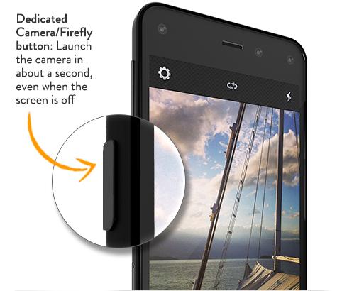 Smartphone-ul Amazon Fire Phone lansat oficial; acesta vine cu 5 camere frontale și interfață 3D