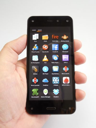 Amazon Fire Phone are 5 camere frontale