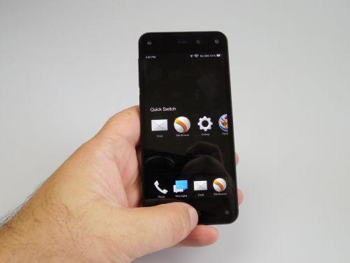 Recenzie Amazon Fire Phone