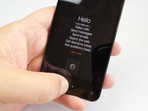 Asistent virtual Amazon Fire Phone