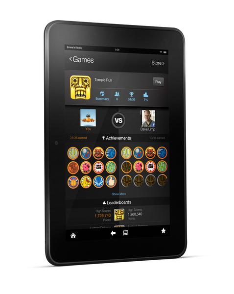 Kindle Fire HD de 8.9 inch