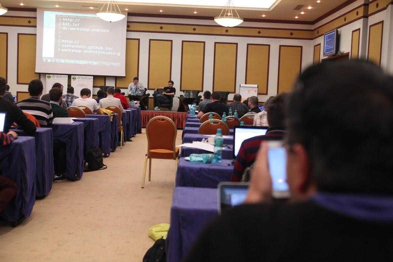 400 de dezvoltatori Android ajung la București pe 10 octombrie, În cadrul Droidcon Eastern Europe