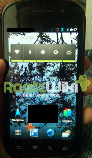 Zvonuri cu referire la Android 4 Ice Cream Sandwich